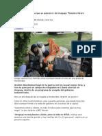 Los Refugiados Sirios Que Se Quieren Ir de Uruguay
