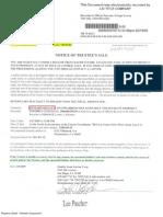 Fraudclosure Quality Loan