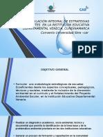 presentacion taller de formacion - i e d venecia
