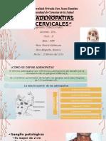 1. Seminario de Adenopatia Cervicales