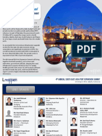 4th SEA Port Expansion Summit 2016 - VIP Invite
