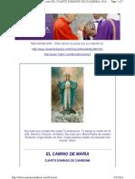 El Camino de Maria. Edicion 980. La Parabola Del Padre Misericordioso
