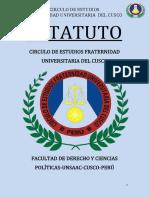 Estatuto PDF