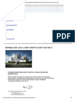 Ingenieria-bombas de Agua_ Numero Especifico de Vueltas
