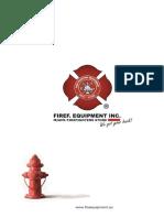 Firef Equipment 2016
