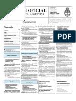 Boletin Oficial 20-04-10 - Tercera Seccion
