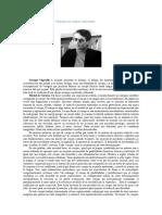Michel de Certeau - Historia de Cuerpos ( Entrevista )