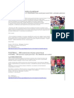 Présentation livres Amphora FootballL