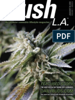 Kush Magazine / L.A. / January-2010