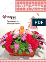 Alice Florist Mother's Day Special