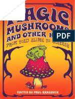 Magic Mushrooms and Other Highs