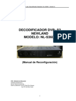 Manual de Reconfiguracion Del Receptor de Video Dvb (14.12.15)