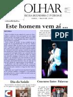 Jornal Olhar Abril-Maio