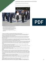 10-02-16 Celebran Presidente Peña Nieto y Gobernadora Claudia Pavlovich aniversario de la Fuerza aérea. -El Reportero