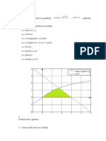 Integrales en Mathlab