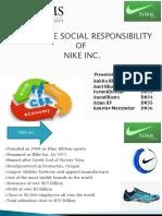 Group6 DivD Presentation Nike