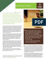 climatechangewomen-factsheet