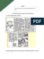 Taller de Ortografía Material Impreso Sesión 1