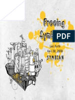 Freeing Symbian OS