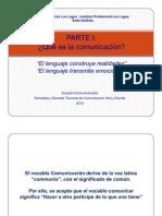 PARTE I 2010 Qu Es La Comunicacin