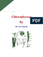 Cyanophyceae by Dr. S.N. Suresh