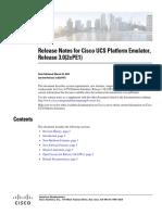 Cisco UCS Platform Emulator Release Notes 3 0 2cPE1