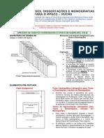 Modelo de Dissertações e Teses PUCRS
