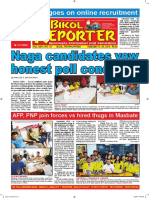 Bikol Reporter February 21 - 27, 2016 Issue
