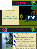 Inflation (Economics) by Dr.N.Moogana Goud
