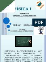Física I Presentacion 1