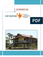 Project Aphireak YEP Report