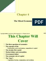 Chap004-The Mixed Economy