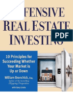 Defensive Real Estate Investing