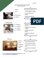 Preposiciones para indicar relaciones espaciales - Prepositions Of Location