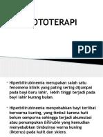 Fototerapi PPT