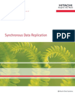 Synchronous Data Replication Solutionsbrief
