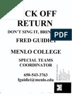 Menlo College - KOR