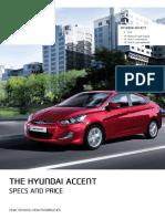 201407 Hyundai Accent