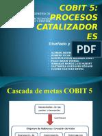 COBIT 5_Catalizadores
