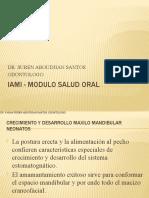 IAMI - Modulo Salud Oral