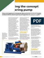 Conecpt of Metering Pump