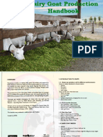 Dairy Goat Production Handbook