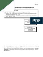 Fundamental of Ecology Lec06hand2003