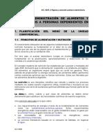 Administración de Alimentos y Tratamientos a Personas Dependientes en El Domicilio.