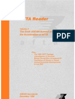 AFTA Reader Vol. 5 - 1998 December