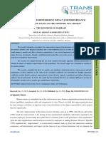2. IJHRMR - DOES EMPLOYEE EMPOWERMENT IMPACT JOB PERFORMANCE.pdf