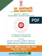 Vendor Directory RDSO
