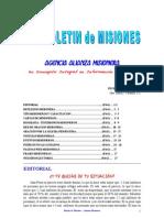 BOLETIN DE MISIONES 12-04-10