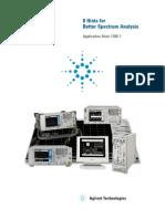 Agilent - 8 Hints for Better Spectrum Analysis