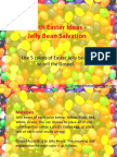 Youth Easter Ideas - Jelly Bean Salvation